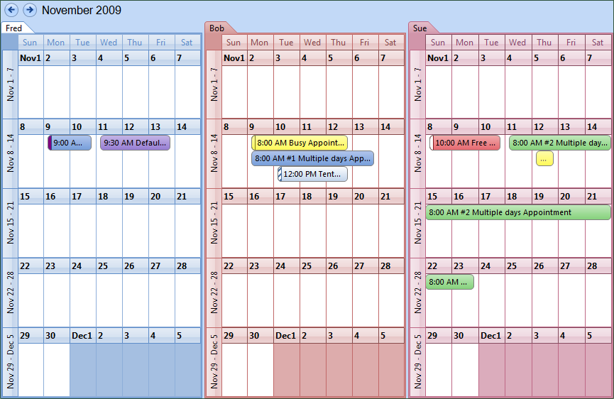 how to create a calendar in word with multiple months